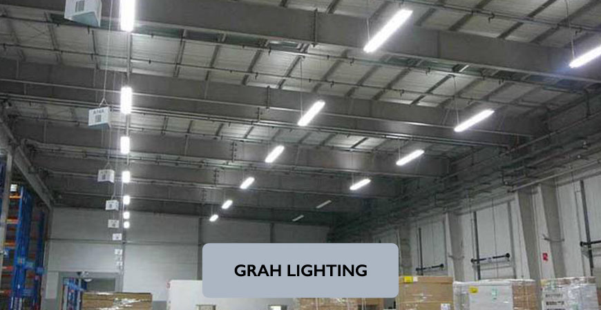 Catalogue GRAH Eclairage LED Industriel