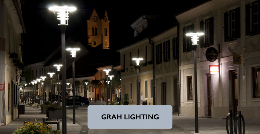 LED Street Lighting Catalog