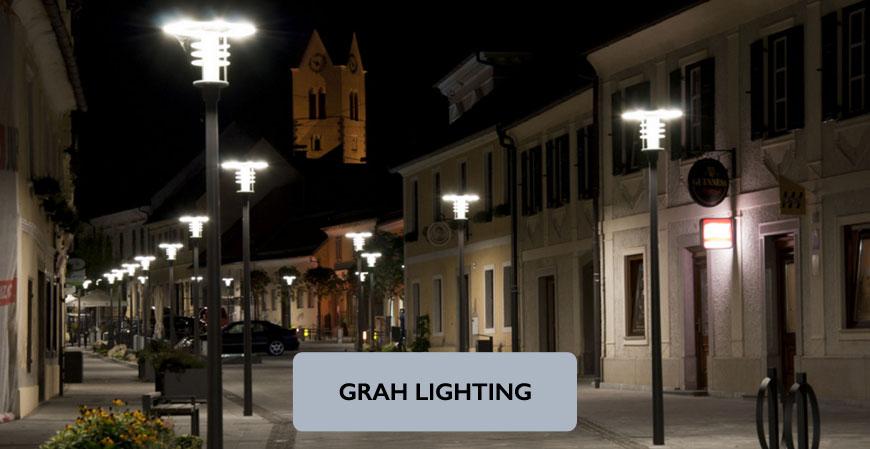 Catalogue LED Eclairage Public