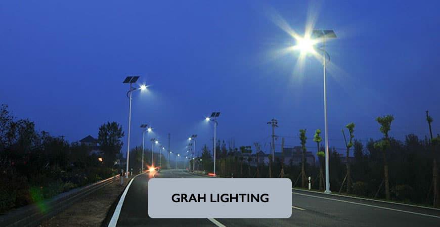 Catalogue GRAH Eclairage LED Solaire
